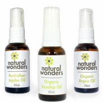 Trio of Oils